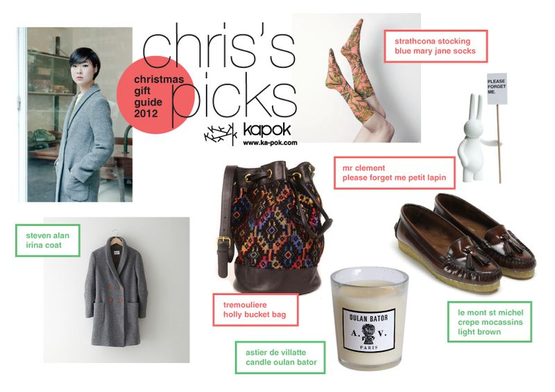 Staff picks - chris